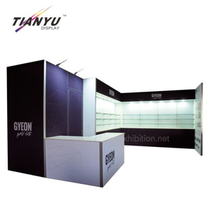 Amazing Customized High Quality Logo Exhibition Trade Show Booths