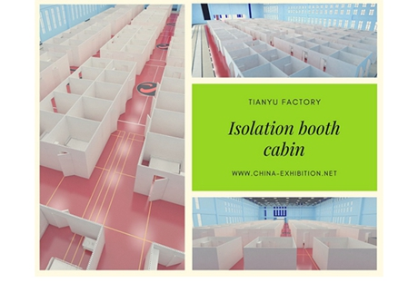 Isolation Cabin / Isolation room / Isolation house